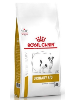 Royal Canin Urinary S/O Small Dog 1,5kg