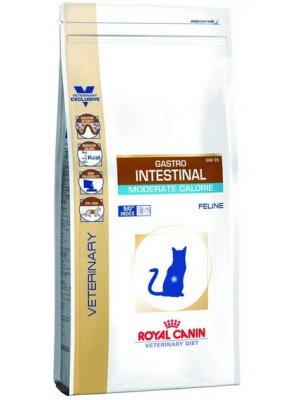 Royal Canin Vet Gastro Intestinal Moderate Calorie 4 kg
