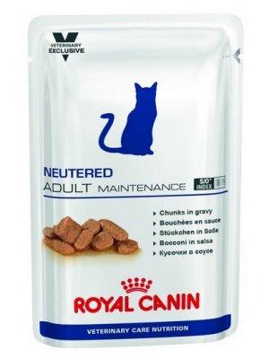 Royal Canin Vet Neutred Adult Maintence 100g