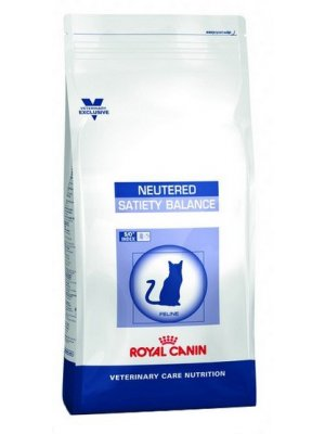 Royal Canin Vet Neutred Satiety Balance 8 kg