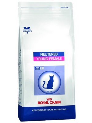 Royal Canin Vet Neutred Young Female 3,5 kg
