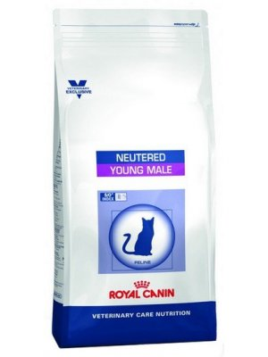 Royal Canin Vet Neutred Young Male 3,5 kg