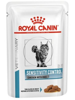 Royal Canin Vet Sensitivity Control Chicken 85 g