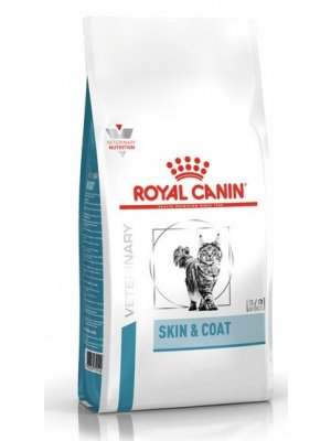 Royal Canin Vet Skin& Coat 3,5 kg