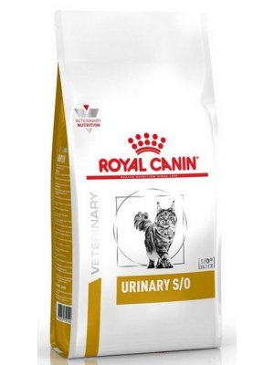 Royal Canin Vet Urinary S/O 7 kg