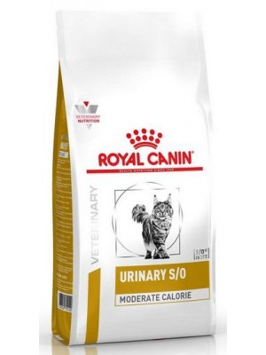 Royal Canin Vet Urinary S/O Moderate Calorie 9 kg