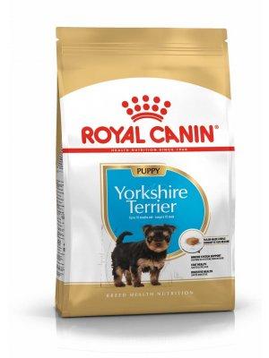 ROYAL CANIN Yorkshire Terrier Puppy 7,5kg karma sucha dla szczeniąt rasy Yorkshire Terrier