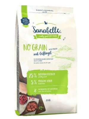 Sanabelle No Grain 0,4kg