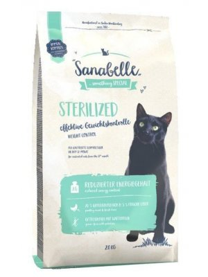 Sanabelle Sterilized 2kg