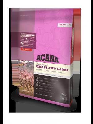 2x Acana Grass-Fed Lamb (Lamb & Apple) (2x 17kg)