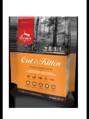 ORIJEN Cat & Kitten 5.4kg