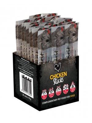 Alpha Spirit przysmak 30 paluszków pojedynczych kurczak 0,3kg