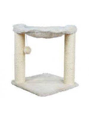 Trixie Drapak dla kota 'baza', 50 cm, kremowy