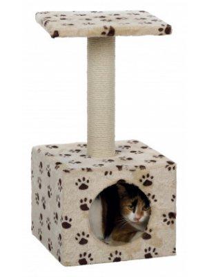 Trixie Drapak dla kota zamora 61cm beż/łapki