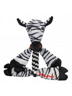JOLLY PETS Piszczak Zebra L