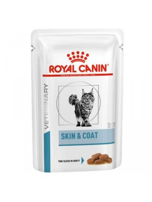 ROYAL CANIN SKIN&COAT COAT FORMULA 85g