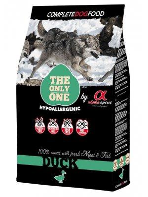 Alpha Spirit sucha karma dla psów kaczka z wolnego wybiegu 3kg