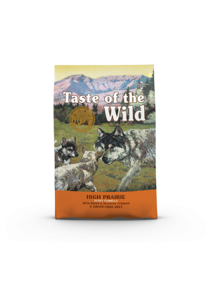 Taste Of The Wild puppy high prairie 5,6kg