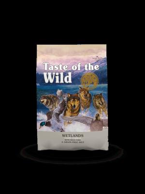 Taste Of The Wild wetlands canine 5,6kg