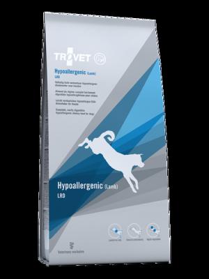 TROVET Hypoallergenic LRD (z jagnięciną) karma dla psa 3kg