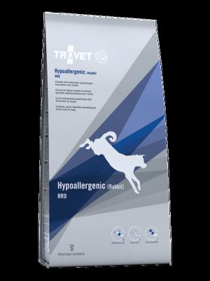 TROVET Hypoallergenic RRD (z królikiem) karma dla psa 3kg