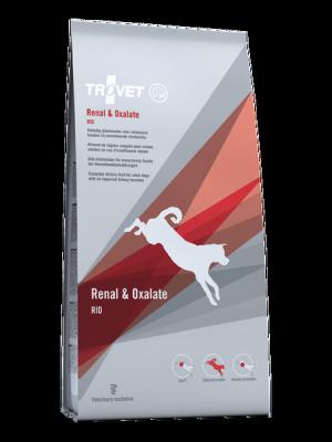 TROVET Renal & Oxalate RID karma dla psa 3kg
