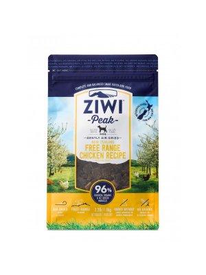 Ziwi Peak pies Kurczak 2,5 kg - sucha karma dla psów z kurczakiem
