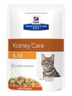HILL'S PRESCRIPTION DIET K/D SASZETKA 85g