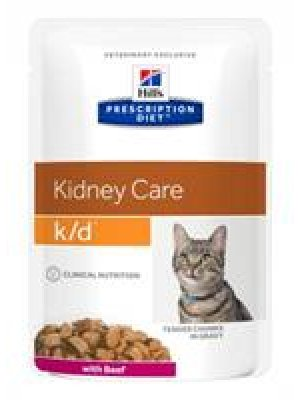 HILL'S PRESCRIPTION DIET K/D 85g