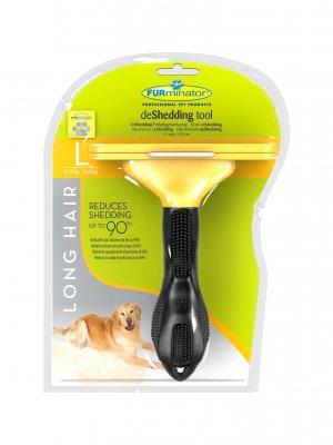 FURminator dla psiaków długowłosych - L