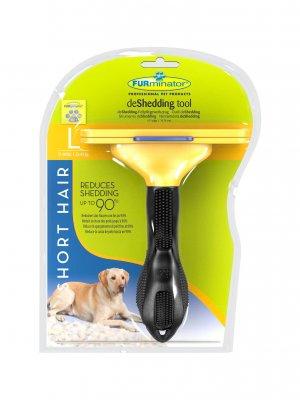 FURminator dla psiaków krótkowłosych - L
