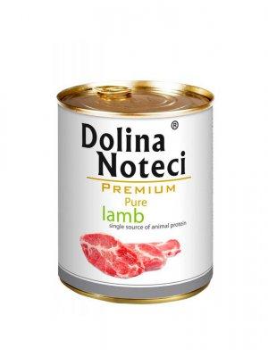 Dolina Noteci Premium Pure Jagnięcina 800g
