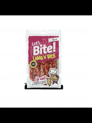 Brit Let's Bite Lamb'n'Rice 105 g