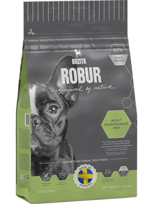 BOZITA Robur Adult Maintenance Mini 27/15 950g