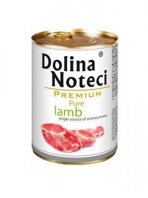 Dolina Noteci Premium Pure Jagnięcina 400g