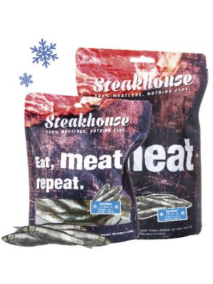 MeatLove FREEZ DRIED SPRATS 40G