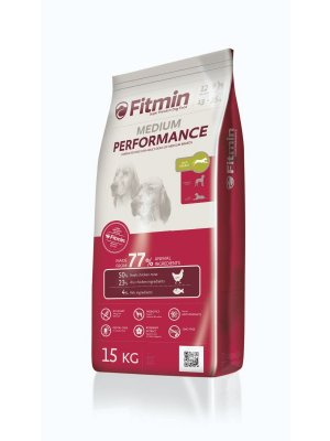 Fitmin dog medium performance 15 kg