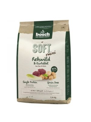Bosch HPC+ Soft Mini Sarnina i Ziemniak 1 kg