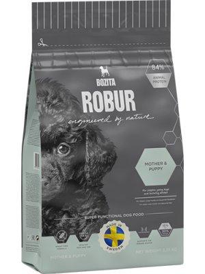 BOZITA Robur Mother & Puppy 30/17 14kg