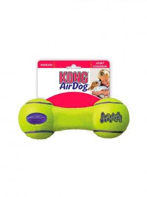 "KONG AirDog Squeaker Dumbell ""M"" - 18 cm"