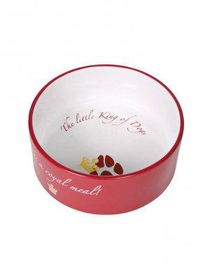 """Trixie Miska ceramiczna """"KING OF DOGS"""" 1,2l-20cm"""