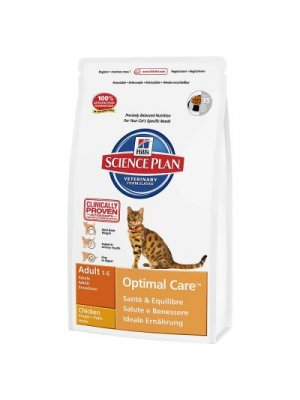 HILL'S SCIENCE PLAN OPTIMAL CARE ADULT 5kg