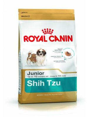 Royal Canin Shih Tzu Junior 1,5kg