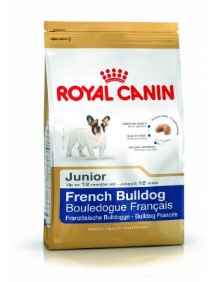 Royal Canin French Bulldog Junior 4kg