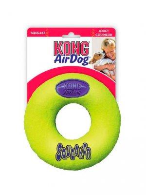 "KONG AirDog Squeaker Donut ""L"" - 16 cm"