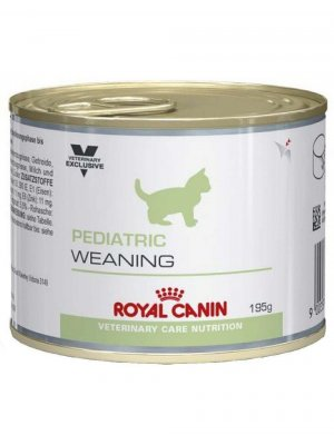 ROYAL CANIN PEDIATRIC WEANING PUSZKA 195g