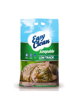 PESTELL Easy Clean Żwirek Sodowy Low Track 9,1 kg