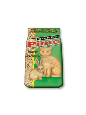 Super Benek Pinio- Żwirek Drewniany 35l