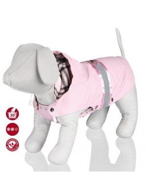 """Trixie Płaszczyk dla Psa """"Como"""" XS - 21 cm Różowy"""