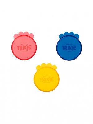 Trixie Pokrywki do puszek - 3 sztuki - 7,5cm